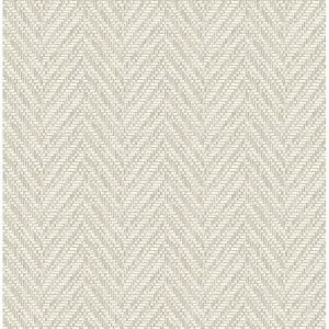 2785-24817 Ziggity Linen Brewster Wallpaper