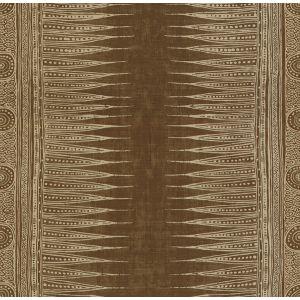 2010136-6 INDIAN ZAG Bark Lee Jofa Fabric