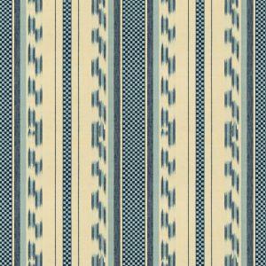 2015101-5 ALEXANDRA IKAT Blue Lee Jofa Fabric