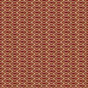 2015119-229 OTTO TRELLIS Spice Red Lee Jofa Fabric