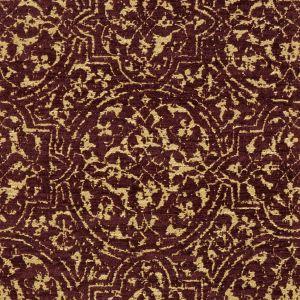 2015126-910 BROGLIE Merlot Lee Jofa Fabric