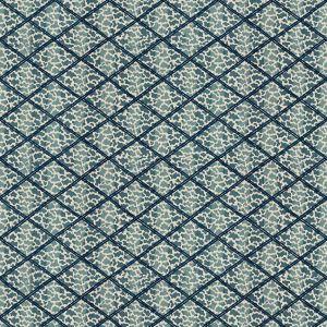 2015131-550 JAG TRELLIS Blue Lee Jofa Fabric