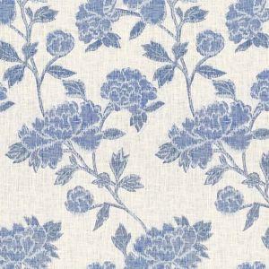 2015147-115 GRACIELA Ivory Blue Lee Jofa Fabric