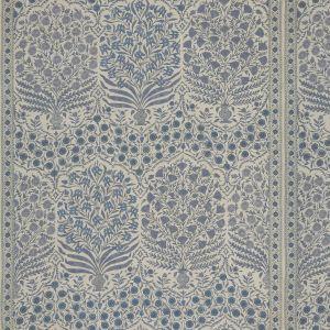 2017108-515 SAMEERA Blue Indigo Lee Jofa Fabric