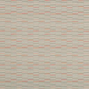 35085-1211 LINED UP Melon Kravet Fabric