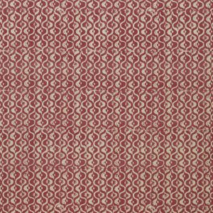 BFC-3669-717 SMALL MEDALLION Berry Lee Jofa Fabric