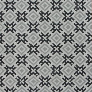 GWP-3402-811 HICKSONIAN Silver Charcoal Groundworks Wallpaper