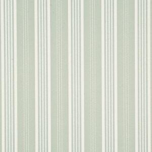 FG067-J79 NARROW TICKING STRIPE Silver Ivory Mulberry Home Wallpaper