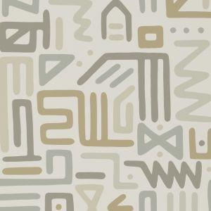 FG087-K102 RAIN DANCE Stone Mulberry Home Wallpaper