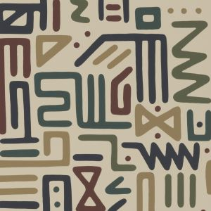FG087-Y101 RAIN DANCE Multi Mulberry Home Wallpaper