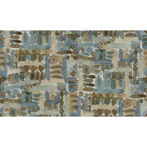 Groundworks Moriyama Dusk Fabric