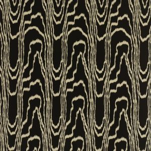 GWP-3307-840 AGATE PAPER Black Gold Groundworks Wallpaper