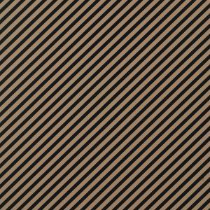 GWP-3308-816 OBLIQUE PAPER Beige Black Groundworks Wallpaper