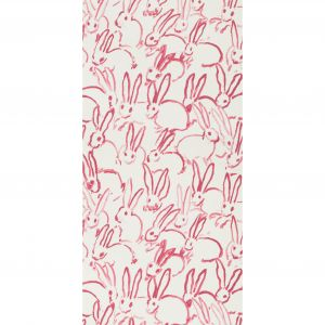 GWP-3413-7 HUTCH Ivory Pink Groundworks Wallpaper