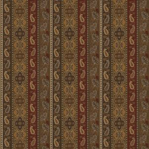 LCF22069F CHETTENHAM PAISLEY Gold Ralph Lauren Fabric