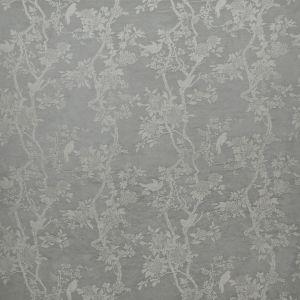 LCF67162F MARLOWE DAMASK Pewter Ralph Lauren Fabric