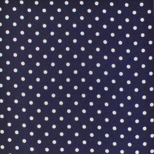 LCF67335F JEANNE DOT Navy Ralph Lauren Fabric