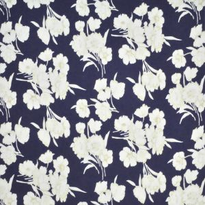 LCF67356F BELLARIA FLORAL Resort Navy Ralph Lauren Fabric