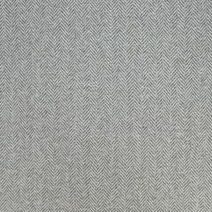 LCF67561F GEFFRYE HERRINGBONE Flannel Grey Ralph Lauren Fabric