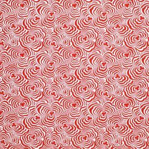 LCF67718F FLEUR DE DEAUVILLE Racing Red Ralph Lauren Fabric