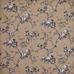 LCF67742F VINTAGE ASHFIELD FLO Mocha Ralph Lauren Fabric
