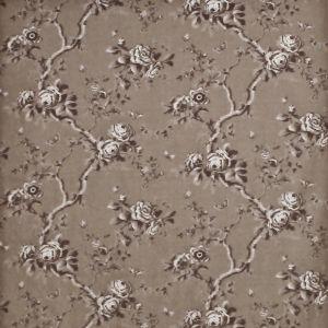 LCF67745F VINTAGE ASHFIELD FLO Pewter Ralph Lauren Fabric