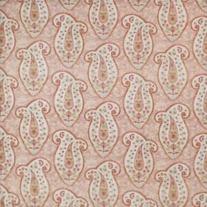 LCF67789F STEPPING STONE PSLY Red Earth Ralph Lauren Fabric