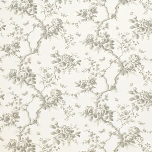 LCF67843F ASHFIELD FL SHEER Dove Ralph Lauren Fabric
