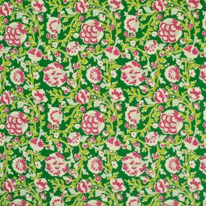 LCF68115F LA ALAMEDA FLORAL Emerald Ralph Lauren Fabric