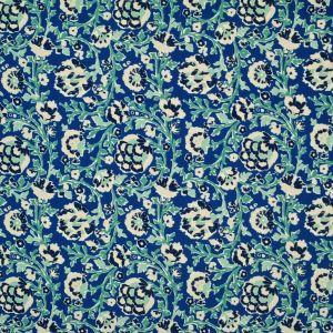 LCF68116F LA ALAMEDA FLORAL Ocean Ralph Lauren Fabric
