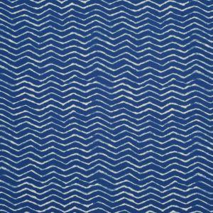 LCF68120F CLOVIS HERRINGBONE Cobalt Ralph Lauren Fabric