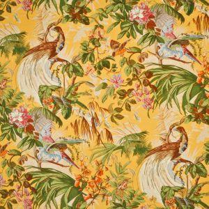 LCF68149F SANCTUARY FLORAL Marigold Ralph Lauren Fabric