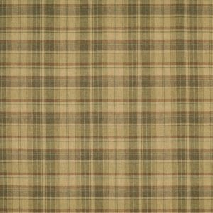 LCF68179F ELIOTT PLAID Teak Ralph Lauren Fabric