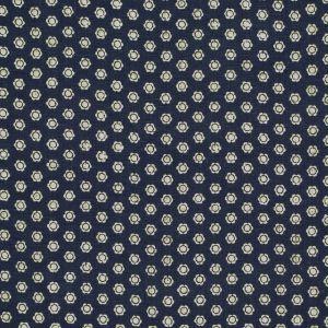 LCF68213F AIKO FLORAL Indigo Ralph Lauren Fabric