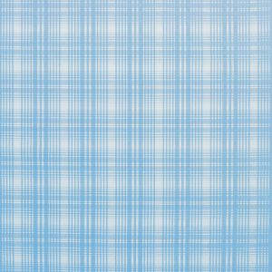 LCF68251F ELSIE SILK PLAID Sky Blue Ralph Lauren Fabric
