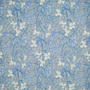 LCF68263F GIN LANE BATIK Porcelain Ralph Lauren Fabric
