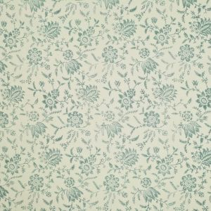 LCF68469F SCRIMSHAW FL BLCKPRN Slate Ralph Lauren Fabric