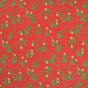 LCF68480F TREFOIL EMBROIDERY Sunset Ralph Lauren Fabric