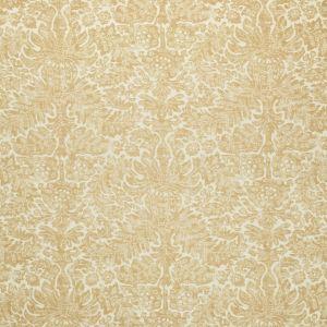 LCF68528F CASTINE DAMASK Honey Ralph Lauren Fabric