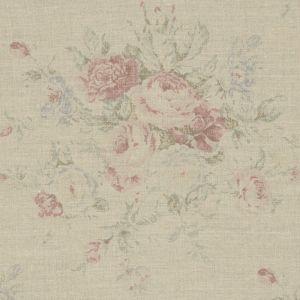 LFY50106F WAINSCOTT FLORAL Vintage Rose Ralph Lauren Fabric