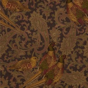 LFY50361F HUNTING MANOR PSLEY Sable Ralph Lauren Fabric
