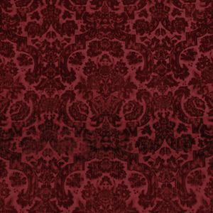 LFY67493F GRANTHAM VELVET DAMA Bordeaux Ralph Lauren Fabric