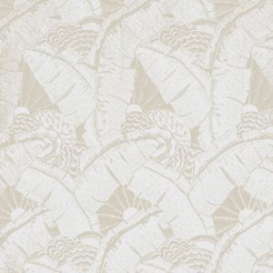 LFY67762F COCO DE MER White Gold Ralph Lauren Fabric