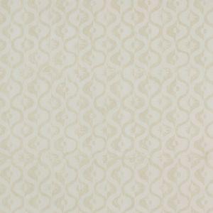 PBFC-3523-1 SMALL MEDALLION WP Off White Lee Jofa Wallpaper