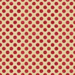 34070-716 POSIE DOT Lipstick Kravet Fabric