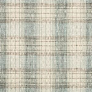 35151-1511 STASIA PLAID Ciel Kravet Fabric