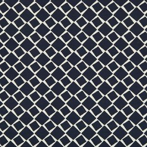 35356-50 DIAMONDEDGE Navy Kravet Fabric