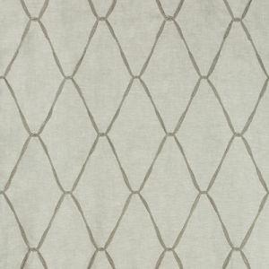 4476-11 LOOPED RIBBONS Mist Kravet Fabric