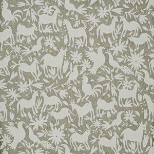 AMW10053-11 OTOMI Silver Kravet Wallpaper