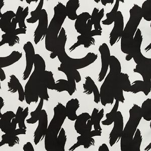 BOLDSTROKE-8 Black Kravet Fabric